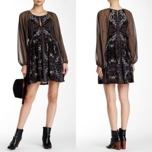 Free People Oksana Mini Dress